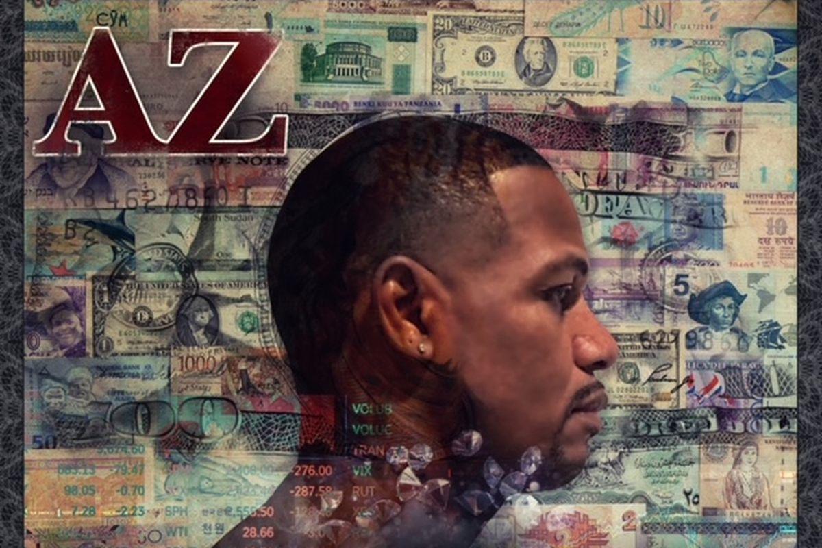 AZ, Doe or Die 2 album cover