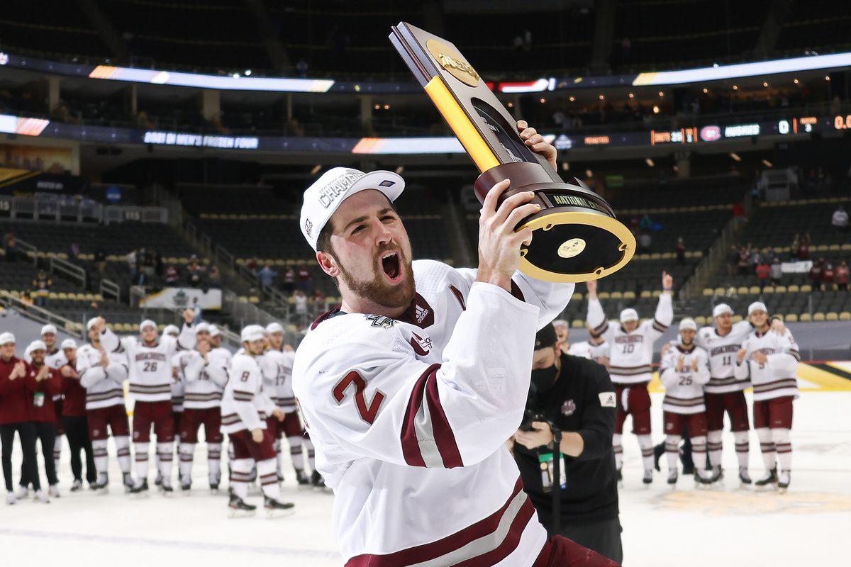 2021 NCAA Division I Men's Ice Hockey Championship