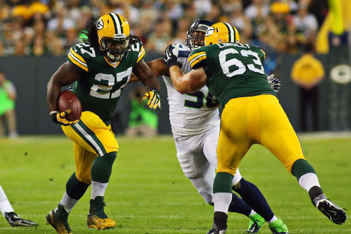 Eddie Lacy makes weight goal, earns another big bonus from Seahawks