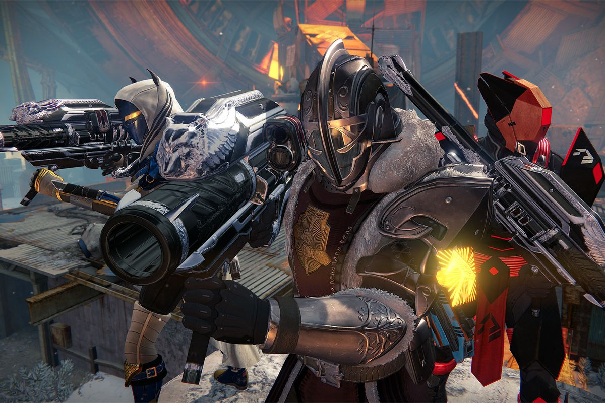 Destiny Rise Of Iron Guide How To Get Gjallarhorn Polygon