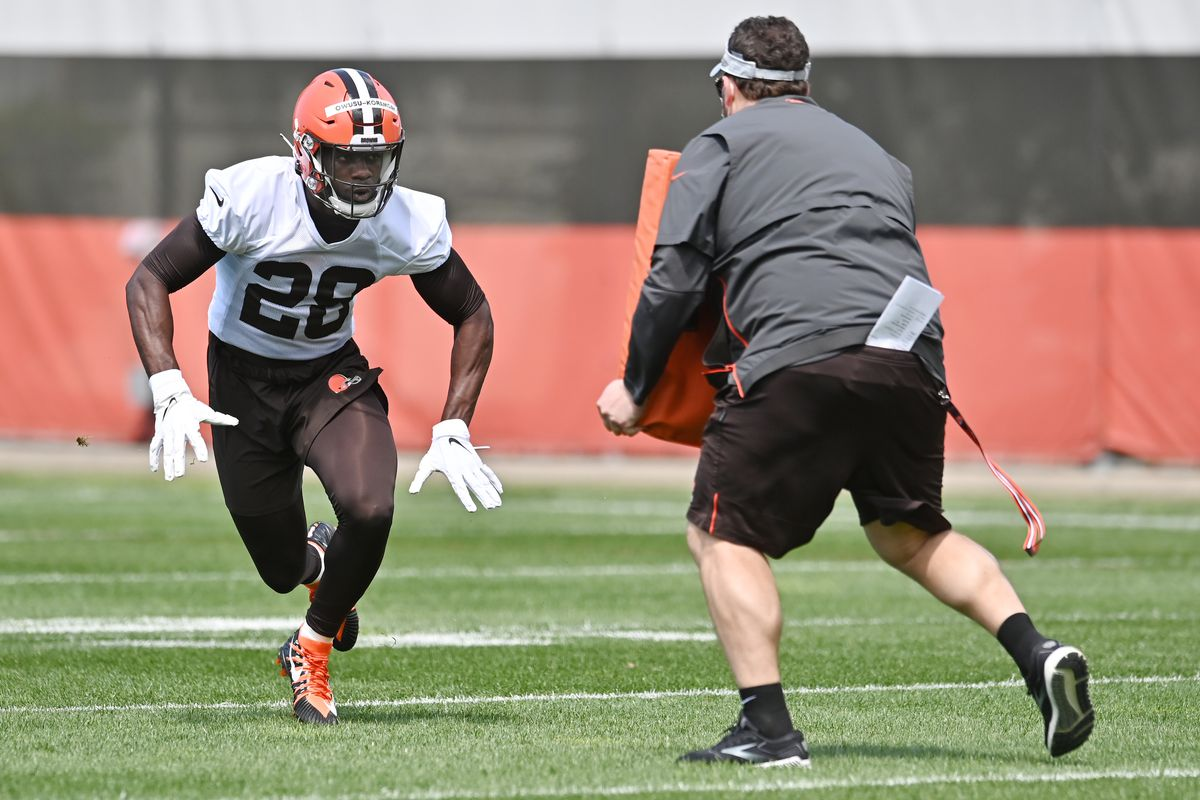NFL: Cleveland Browns Rookie Minicamp