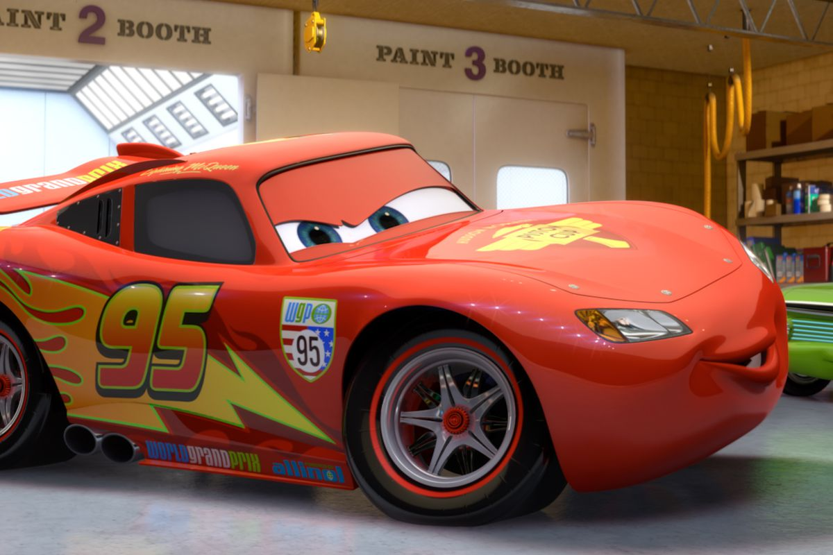 Kids are not down with the Cars 3 trailer - Polygon
