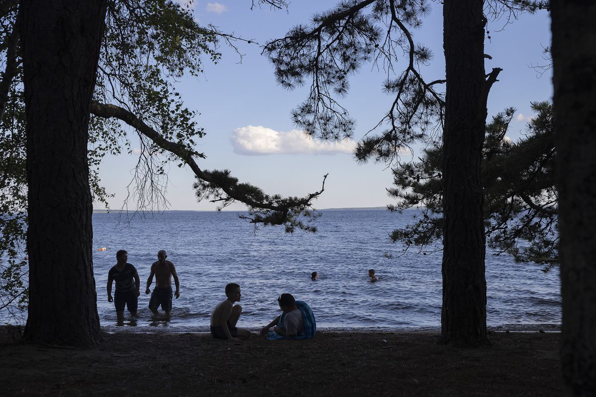 Camping at state parks