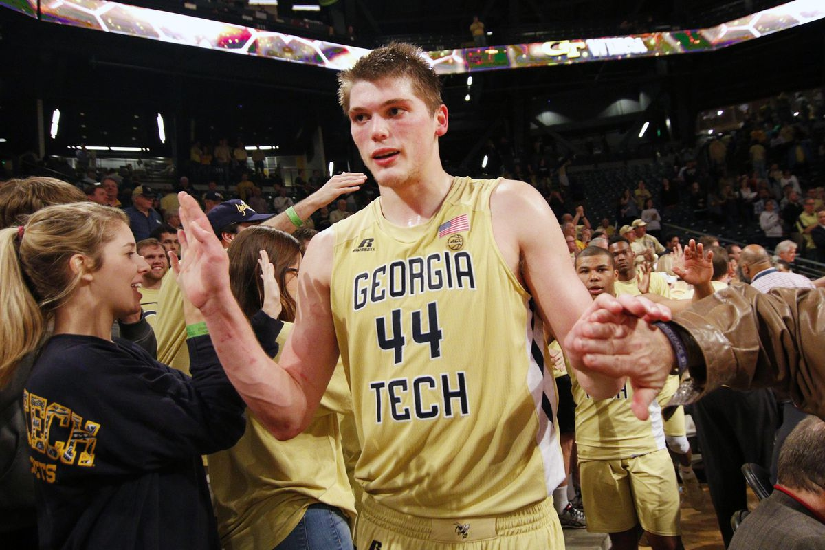 promo code f51dd 0fba1 Georgia Tech Basketball Game Preview: NIT Semifinals - CSU ...