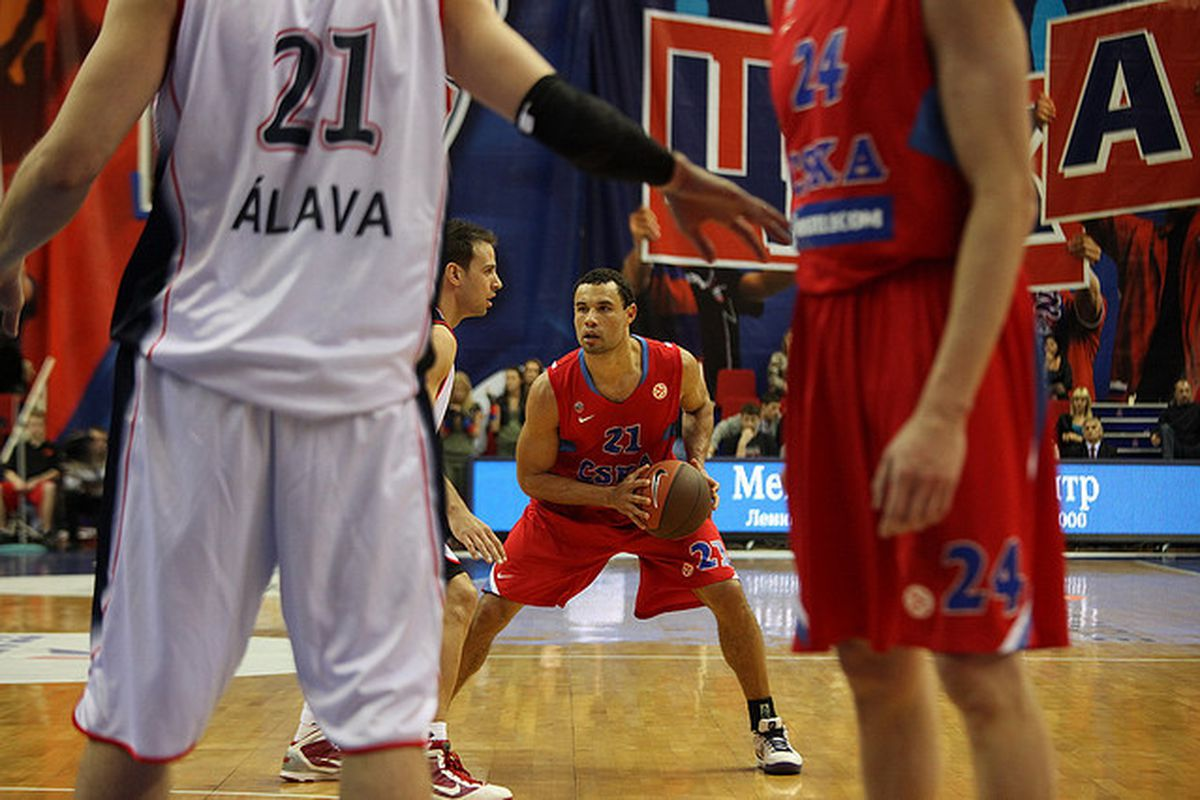 One of the most famed players in CSKA Moscow history, Trajan Langdon retired last June after winning the Euroleague twice and leading CSKA to six Russian League titles. Now he's ready for the next chapter in his basketball story.