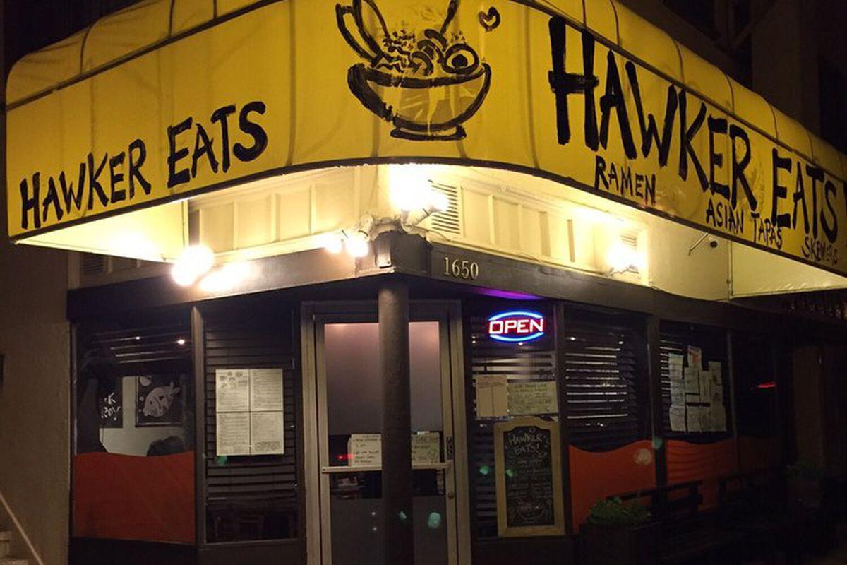 Hawker Eats