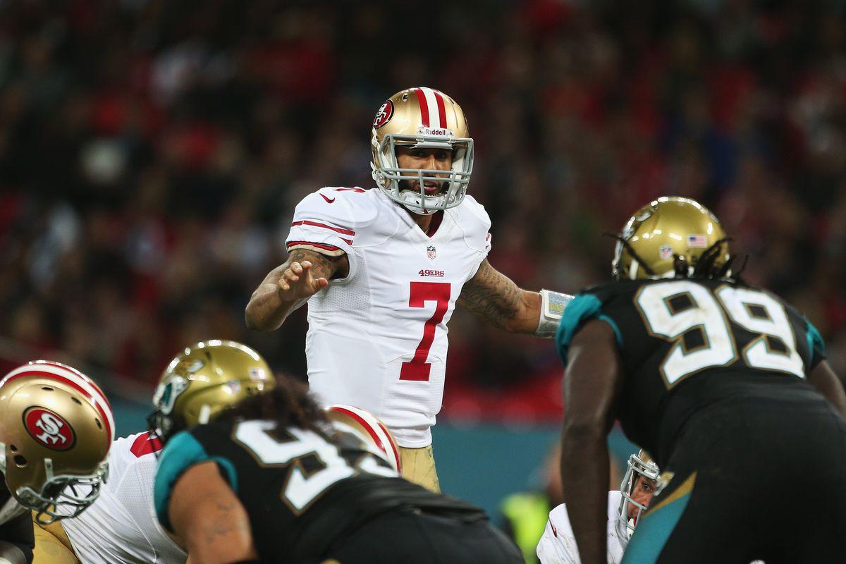 San Francisco 49ers v Jacksonville Jaguars
