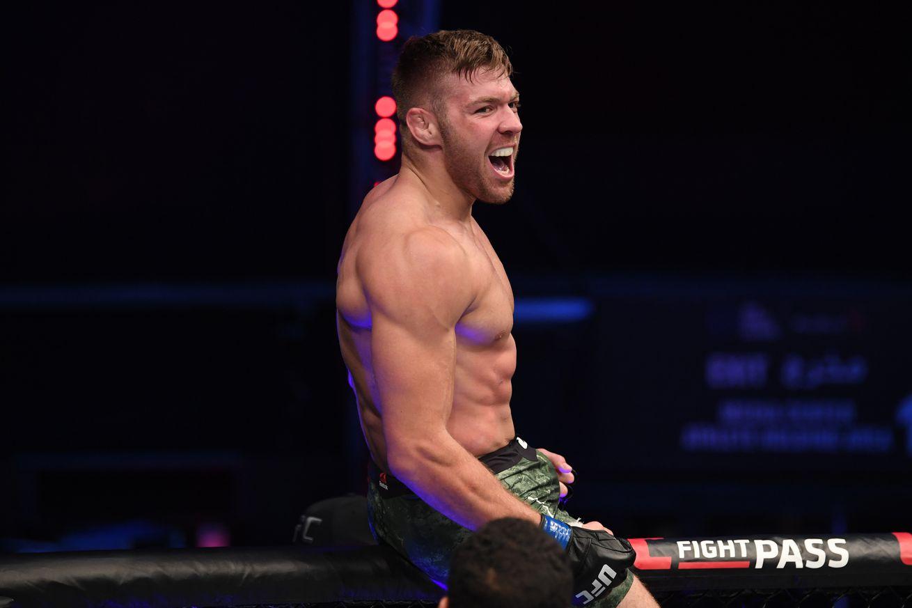 UFC Fight Night: Perez v Du Plessis