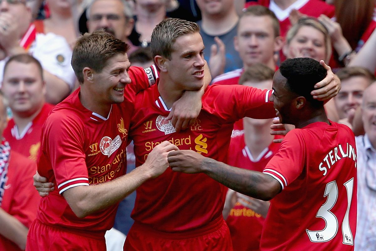 """""""Don't worry, Raheem, this is just how we transfer your energy to Stevie so that he may live longer."""""""