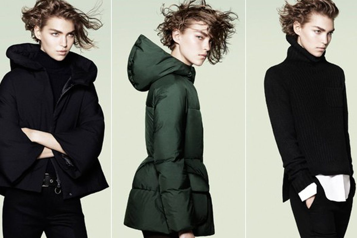 """Campaign images from the last collection. Image <a href=""""http://www.mydaily.co.uk/2011/07/26/final-jil-sander-for-uniqlo-collection/"""">via</a>"""