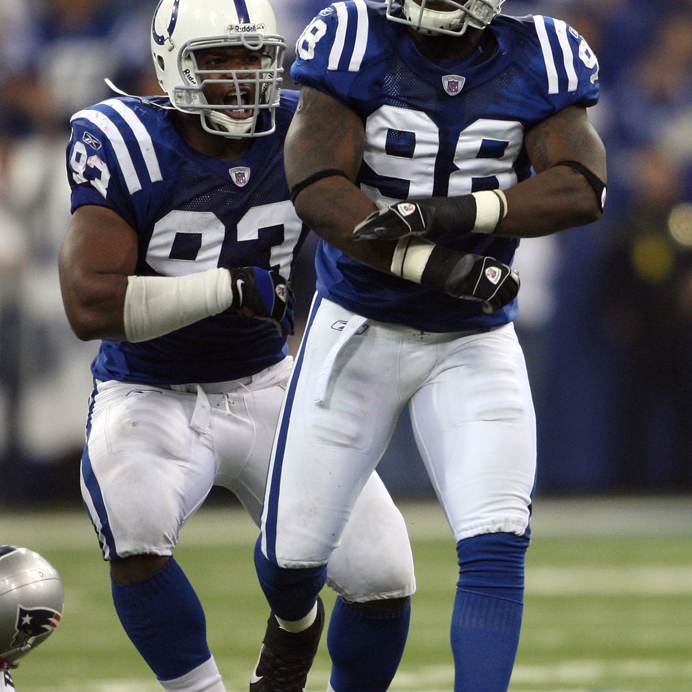 bc87c09c After Dwight Freeney, Who's Next to be Inducted into the Colts Ring ...