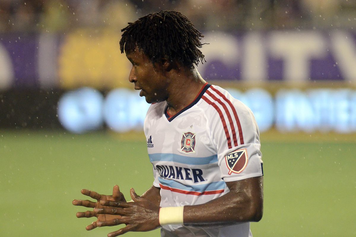 Kennedy Igboananike's improved form has coincided with a promising partnership with Gilberto.