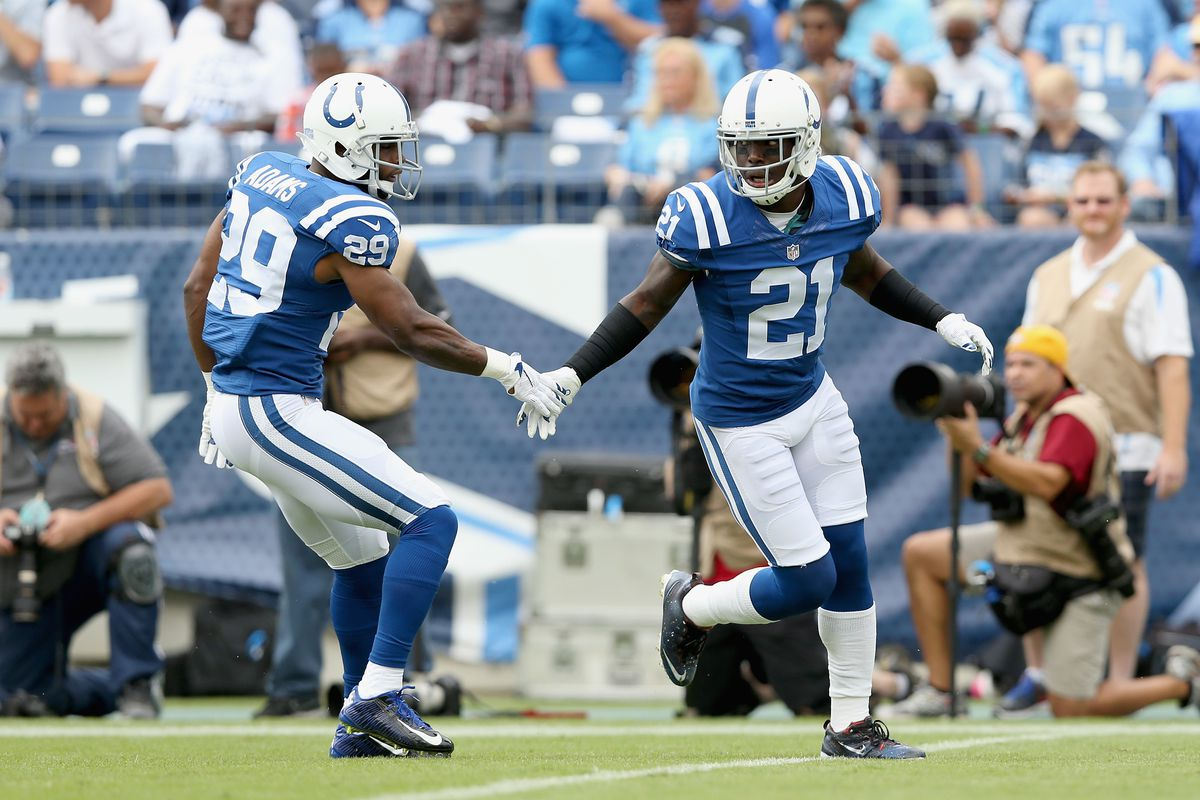 Colts will be counting on Vontae Davis to step up in 2017