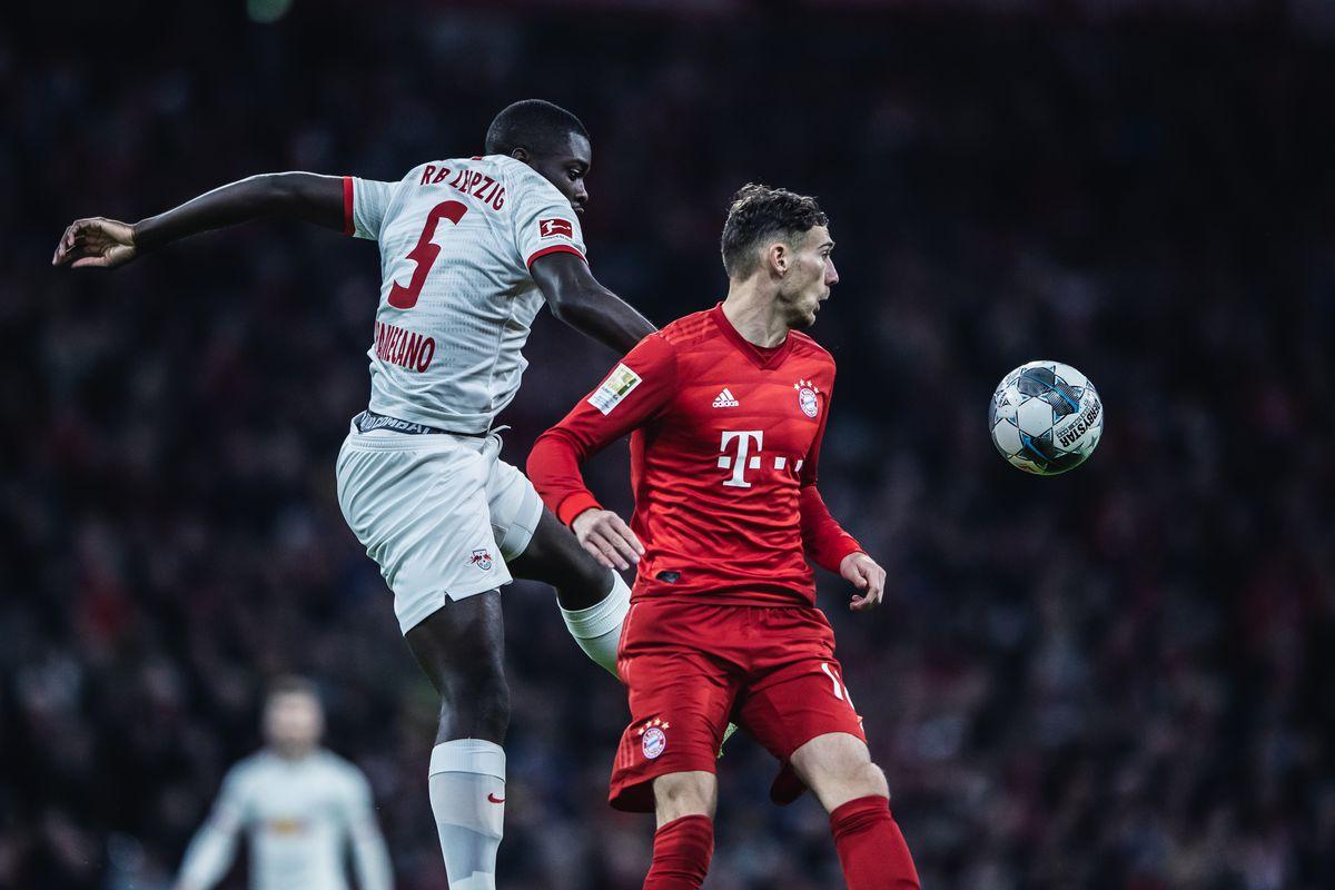 FC Bayern Muenchen v RB Leipzig - Bundesliga for DFL