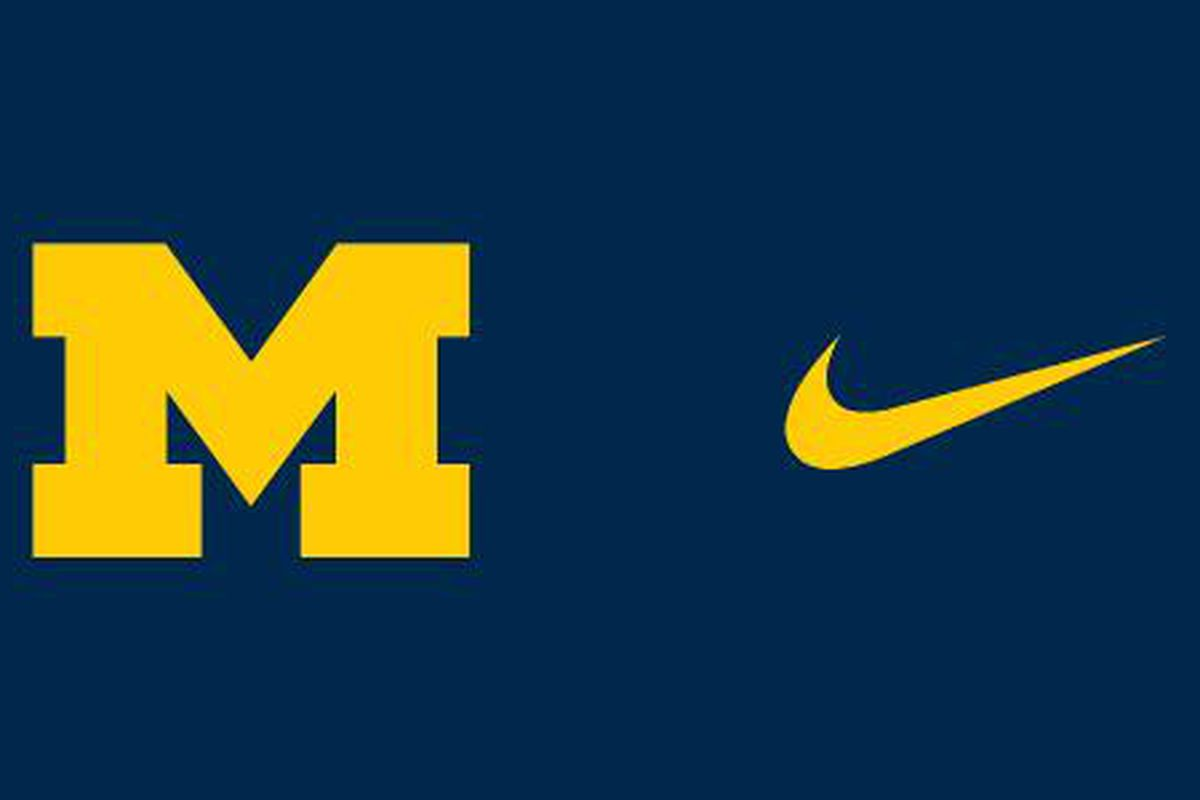 Column why all the fervor for michigans switch to nike maize michigan is officially a nike school again in case you havent heard buycottarizona