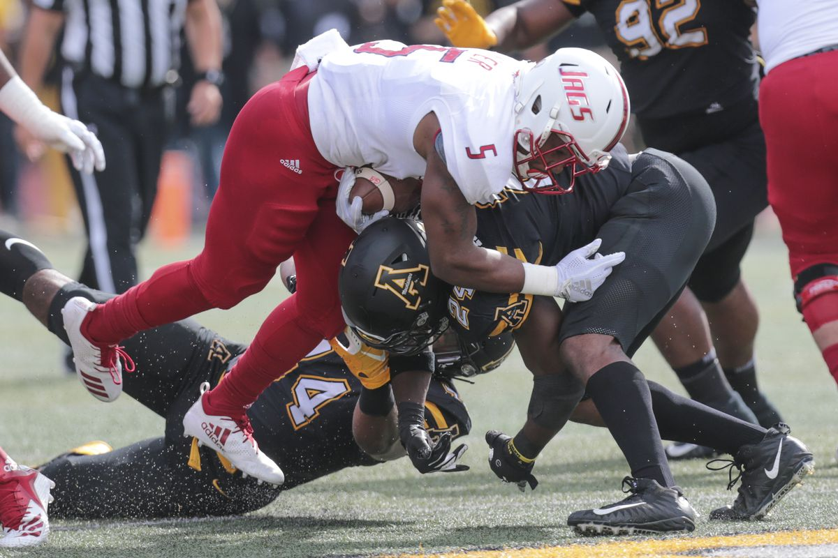 COLLEGE FOOTBALL: SEP 29 South Alabama at Appalachian State
