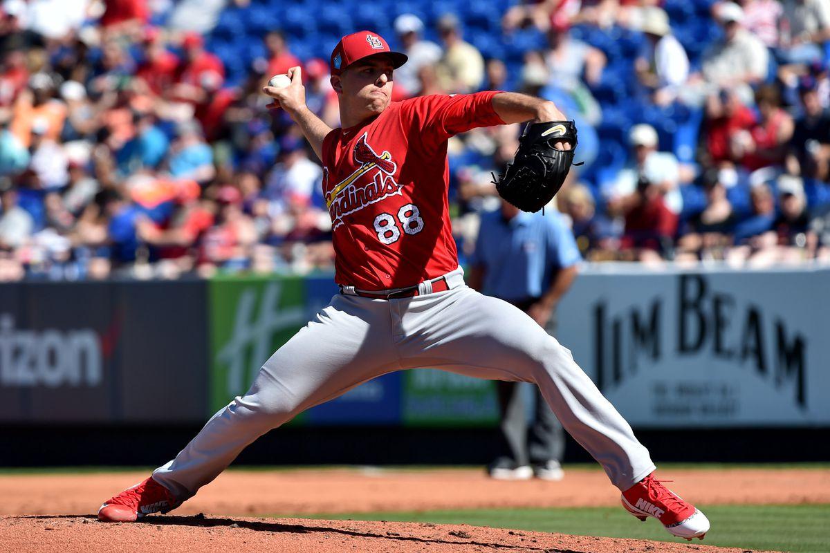 MLB: Spring Training-St. Louis Cardinals at New York Mets
