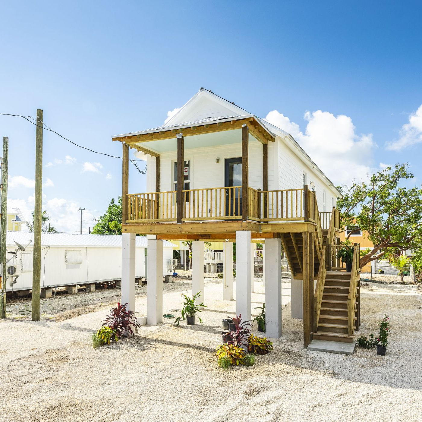 Florida Keys Community Land Trust Aims To Bring Affordable Housing