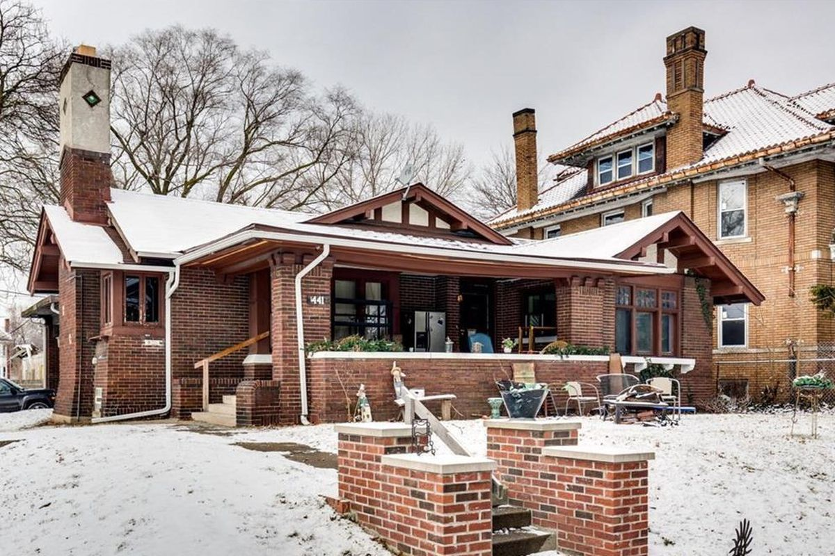 Islandview Arts And Crafts Bungalow Asks 125k Curbed Detroit