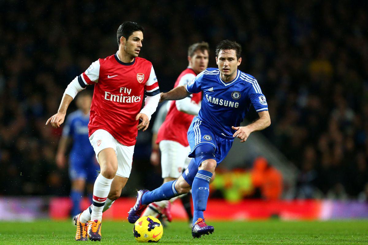 Soccer : Barclays Premier League - Arsenal v Chelsea
