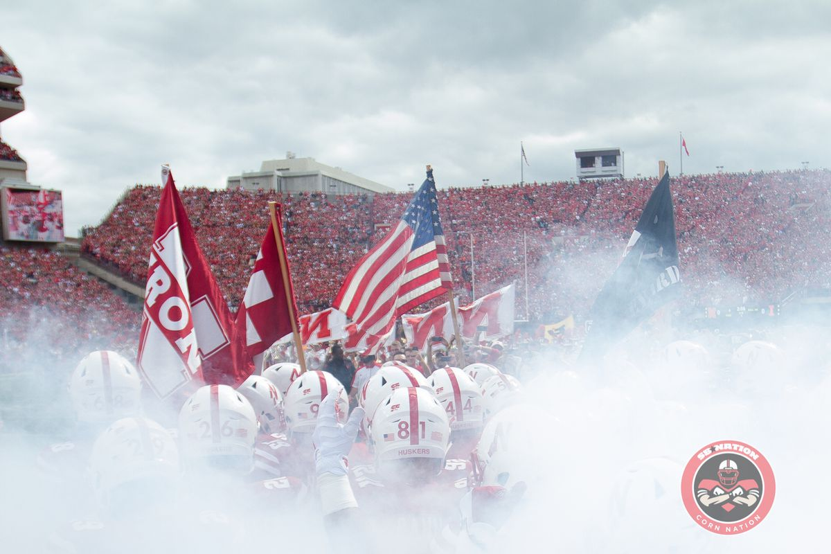 Gallery: Late Husker Surge Topples Illinois