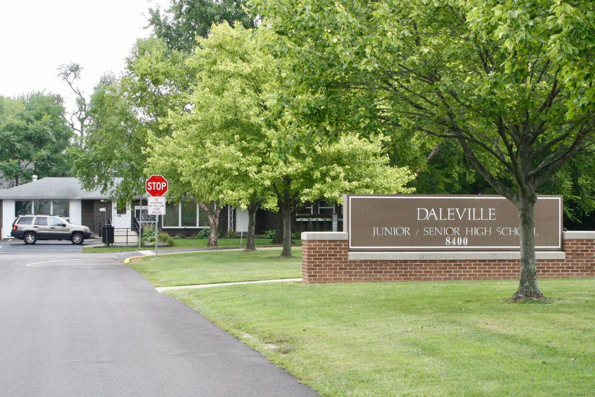 Daleville Public Schools, a small district located near Muncie, oversees two statewide online charter schools. They voted to begin the process to revoke the charters on Monday.