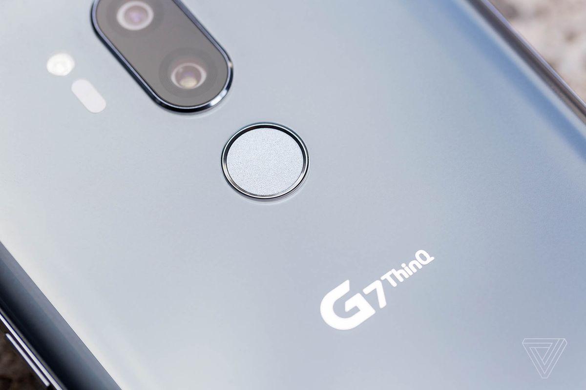 AT&T won't sell the LG G7 ThinQ - The Verge