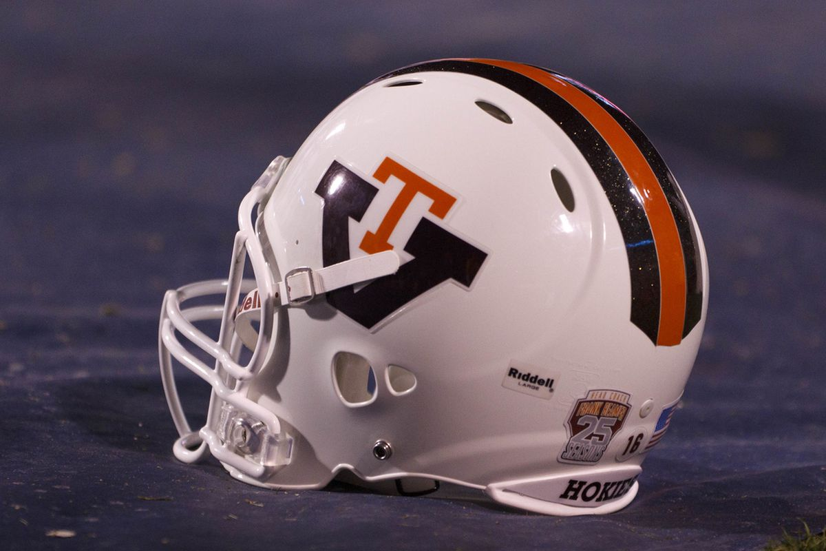The last good VPISU helmet