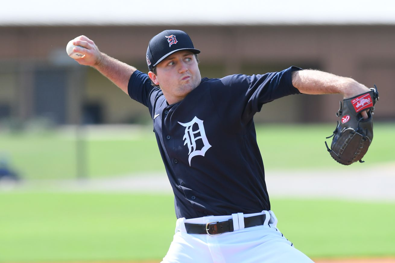 'Detroit Tigers Season Preview,' or 'Waiting for Mize'