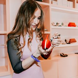 """<b>Racked: Is there any customer feedback you're afraid to get on your <a href=""""http://racked.com/archives/2014/01/13/here-are-all-of-sarah-jessica-parkers-sjp-shoe-appearances.php"""">tour with Nordstrom</a>?</b> <br> <b>Sarah Jessica Parker:</b> """"We don'"""