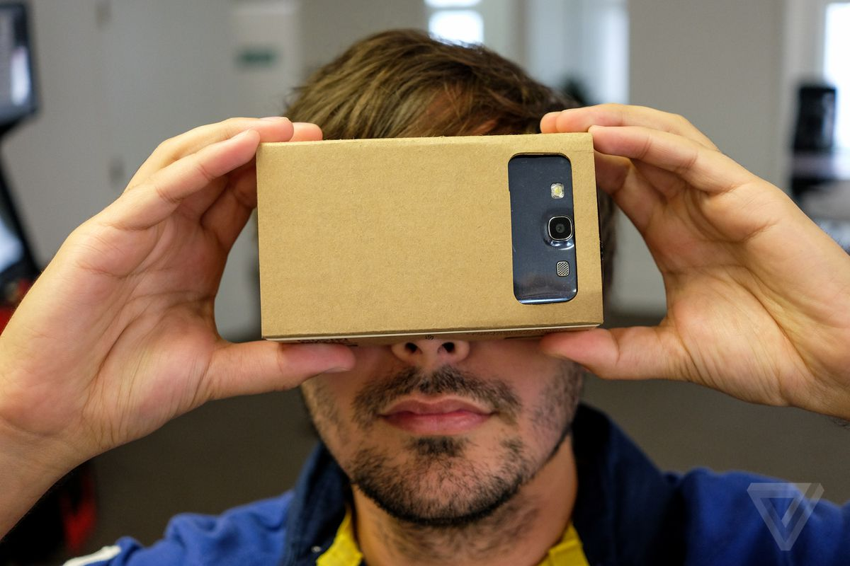 99952af775f8 Google s VR Cardboard Camera app is coming to iOS - The Verge
