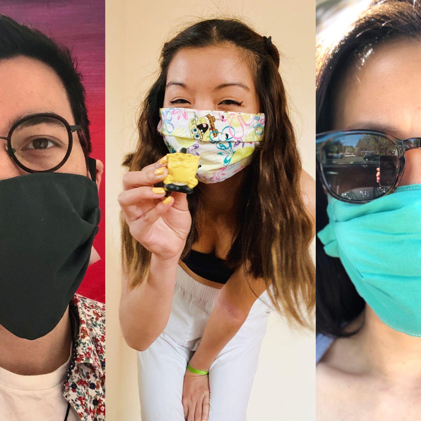 Homemade Face Masks Vox Readers Created For Coronavirus Vox