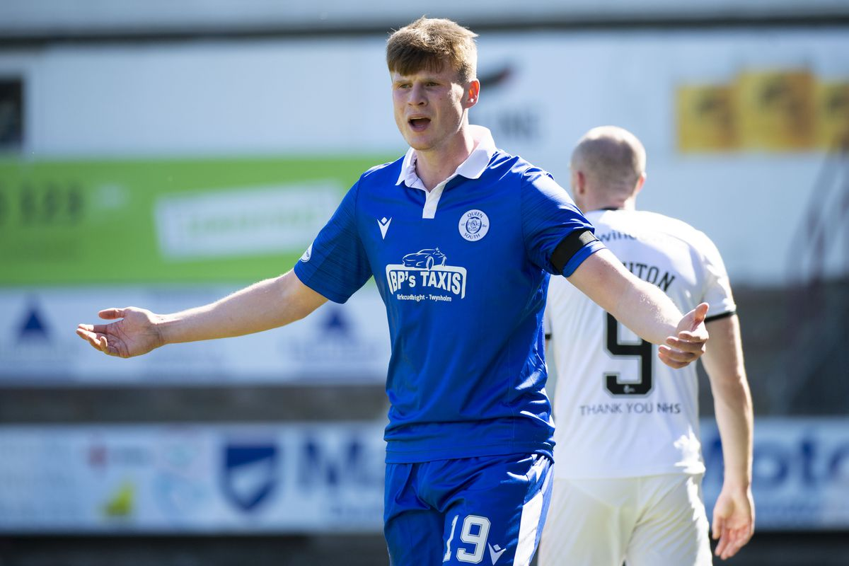 Dunfermline v Queen of the South - Scottish Championship