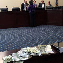 Utah won't put up money to defend commissioner's illegal ATV
