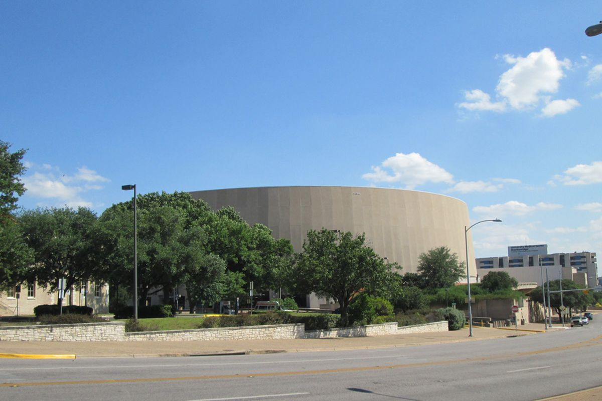The days appear numbered for the Erwin Center