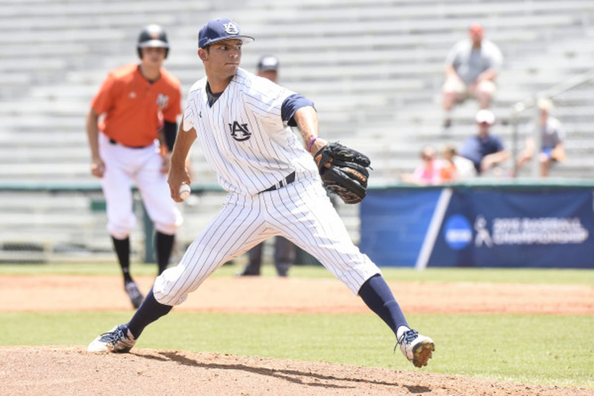 Rocky McCord's name was called during the MLB Draft, yesterday.