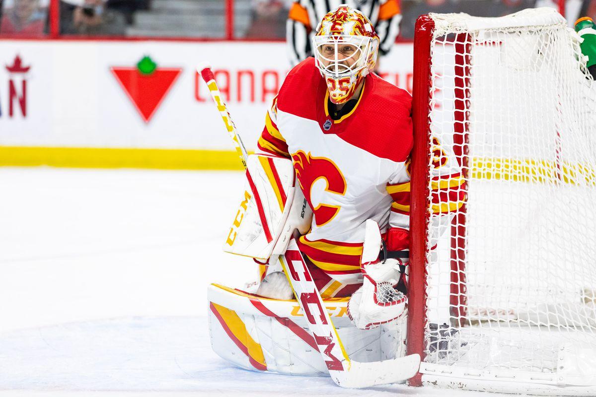 NHL: MAR 24 Flames at Senators