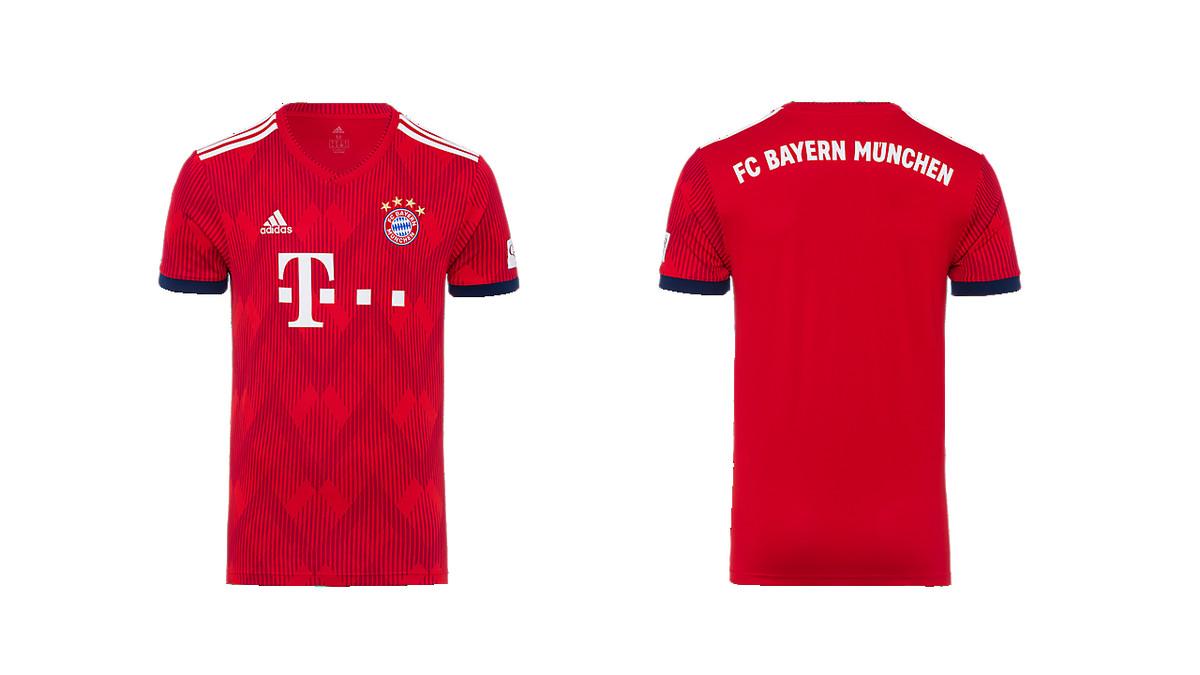 new style 66563 62948 Bayern Munich releases 2018-2019 season home kit. - Bavarian ...