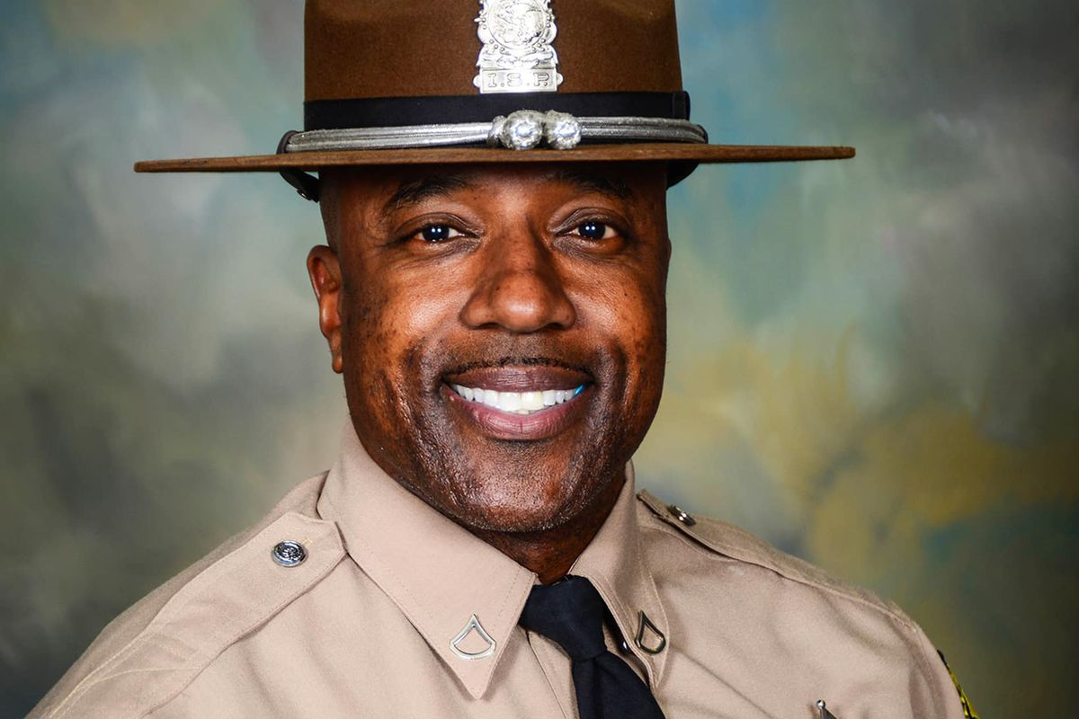 Gregory Rieves, a 51-year-old retired Illinois State trooper who was killed during a shooting late Friday in Lisle that wounded two other troopers.