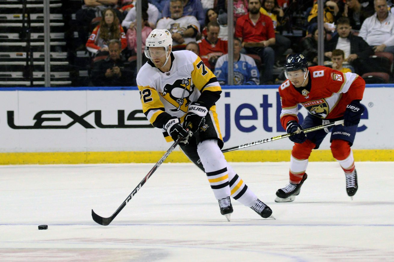 NHL: FEB 08 Penguins at Panthers