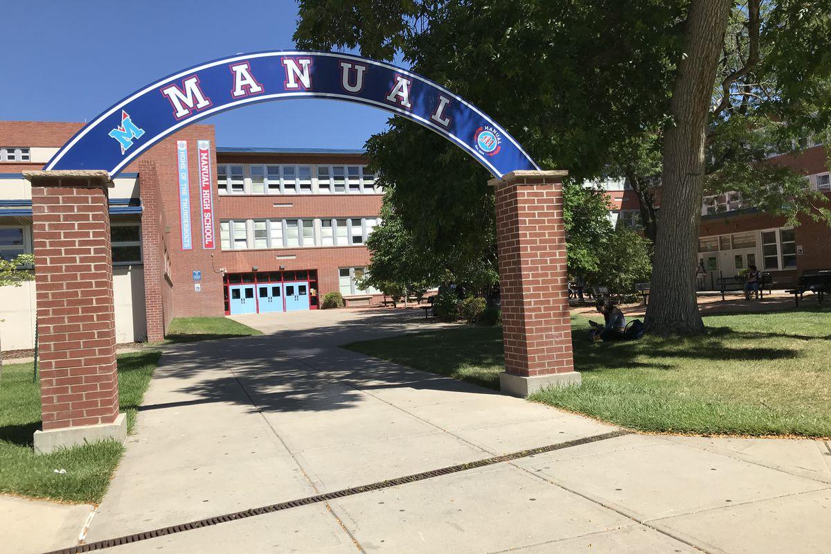 Denver's Manual High School.