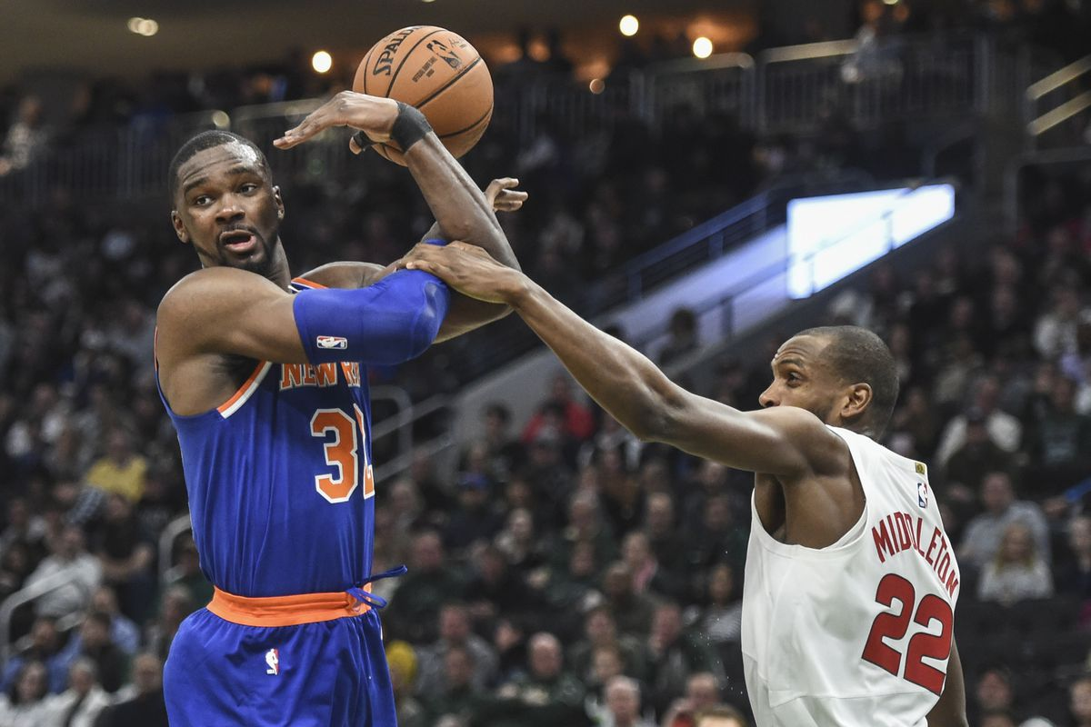 Milwaukee Bucks vs. New York Knicks Game Preview: Can The