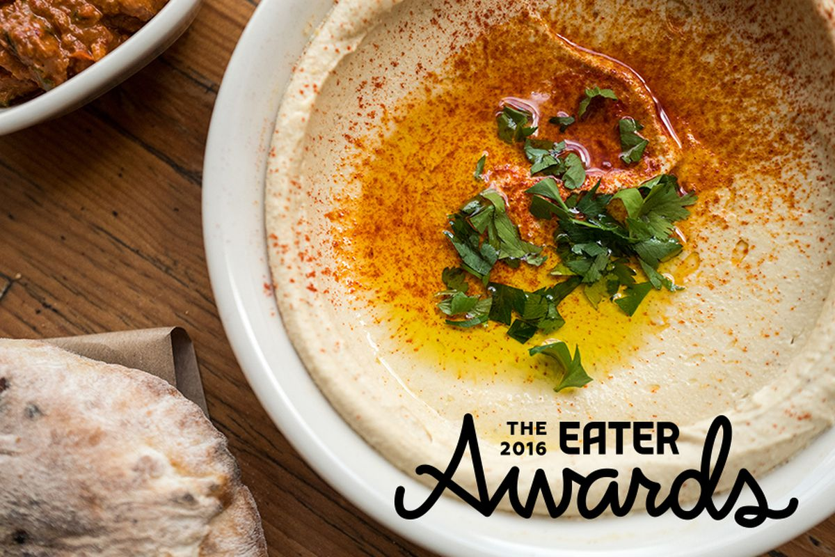 [The hummus from Diznegoff]