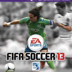FIFA13 cover: Mauro Rosales