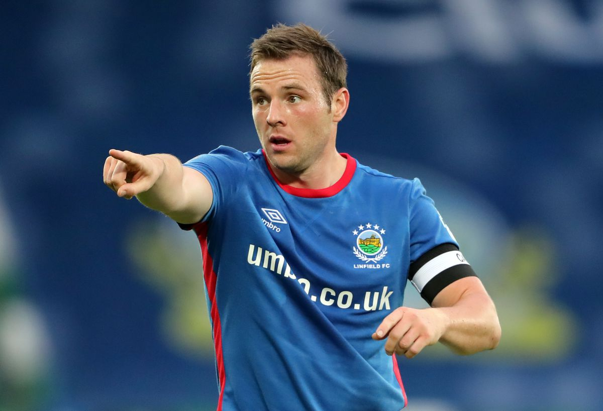 Linfield v La Fiorita - UEFA Champions League - First Qualifying Round - First Leg - Windsor Park