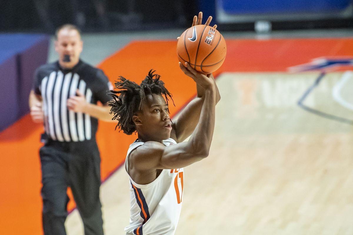 NCAA Basketball: No.Carolina A&T at Illinois