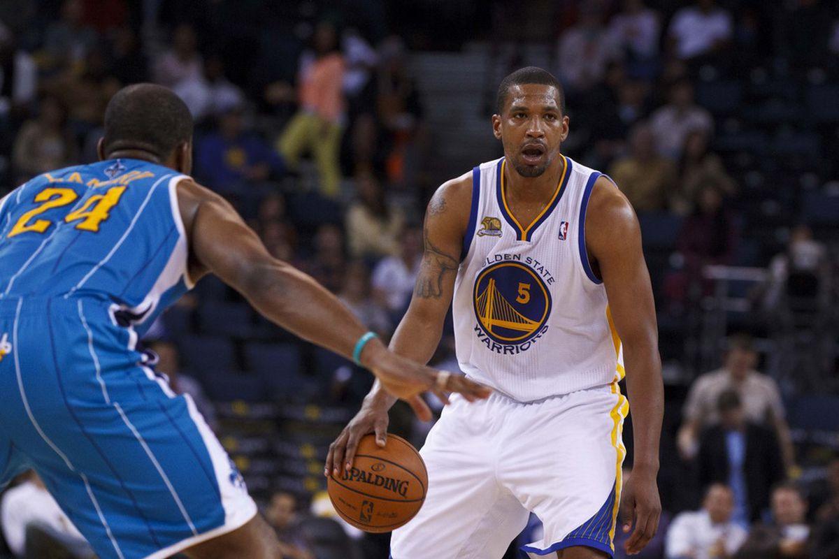 info for c02c4 46d0b Golden State Warriors vs. New Orleans Hornets Q&A: Carl ...