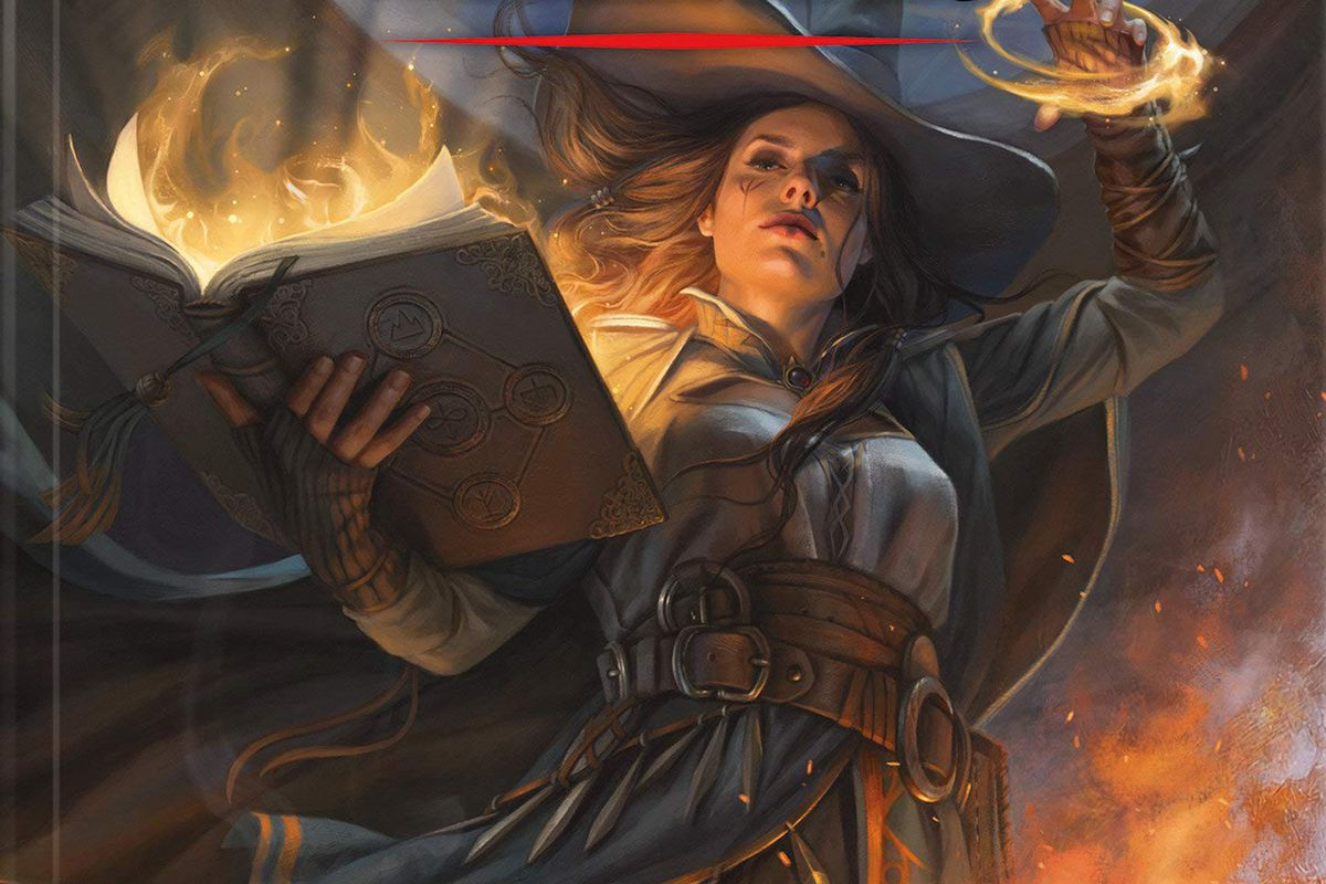 Tasha S Cauldron Of Everything Review Dungeons Dragons Latest Book Feels A Bit Thin Polygon