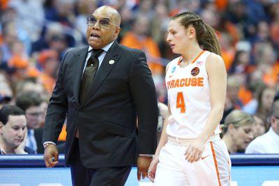 NCAA Women's Basketball Tournament - Second Round - Syracuse