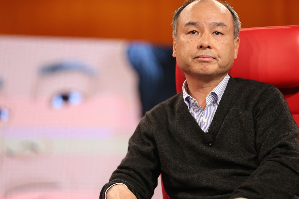 "SoftBank's Son on U.S.: ""Regulation in This Country Is Wrong"""